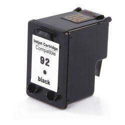 Cartucho HP 92XL Compatível C9362WB Preto | 18ml PSC 1507 PSC 1510 PSC 2575 5440 D4100 6210 6310 2570 7850 C3100 C3140 C3150 C3180