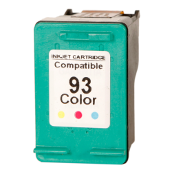 Cartucho HP 93XL Compatível C9361WB Color | 15ml PSC 1507 PSC 1510 PSC 2575 5440 D4100 6210 6310 2570 7850 C3100 C3140 C3150 C3180