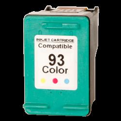 Cartucho HP 93XL Compatível C9361WB Color | 15ml