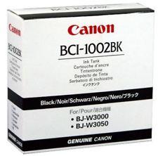 Canon BCI-1002 BK - 5843A001 - ORIGINAL BJ-W30000 BJ-W3050