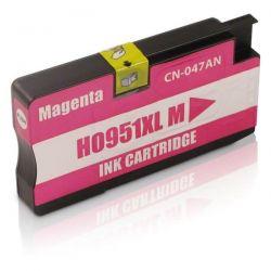 Cartucho de Tinta Compatível com HP 951XL CN047A Magenta |  20ml - 8100  8600W  251DW