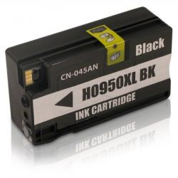 Cartucho de Tinta Compatível com HP 950XL CN045A Preto | 75ml - 8100  8600W  251DW