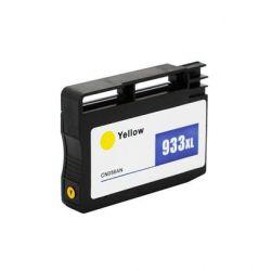 Cartucho de Tinta HP Compatível 933XL CN056AL  | Amarelo 13ml - 7610 7110 7100A