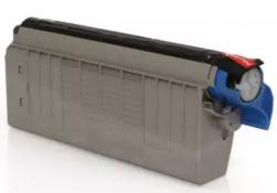 Toner Compatível p/  Okidata Ciano C710 C711 C711N C711WT | 44318603 | Importado 11.5k
