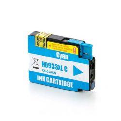 Cartucho de Tinta HP Compatível 933XL CN054AL CN054AN CN054A CN054AB L | Ciano 13ml - 7610 7110 7100A