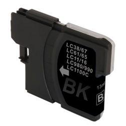 Cartucho de Tinta Compatível LC-61 LC61 Black  | 16ml - p/ uso Brother DCP125 MFC250 DCP6690 MFC5490