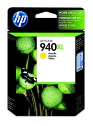 Cartucho HP ORIGINAL 940XL Amarelo C4909AB - HP Pro 8000 |8500