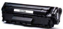 Toner Compatível 100% novo HP  CE278A | 278A - Preto - P1566 P1560 P1600 P1606 P1606N P1606DN M1530 M1536