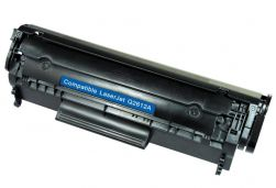Toner Compatível para uso HP Q2612A 2612A 12A 1022 - 2k