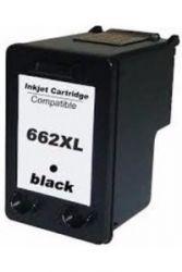 Cartucho Compatível p/ uso  Hp 662XL  Novo (Preto) - 14ml - 1015 1515 1516 2515 2516 2545