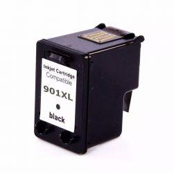 Cartucho de Tinta HP Compatível 901XL J4540 J4550 J4580 J4660 J4680 J4500 (Preto) - 14ml