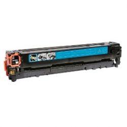 Toner Compatível HP CB541A CB541AB 125A Ciano | CP1510 CP1515 CP1518 CP1215 CM1312 - 1.4k