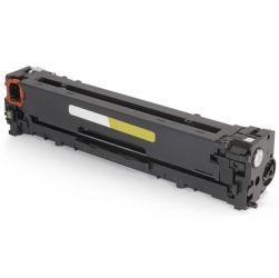Toner Compatível HP CB542A CB542AB 125A Amarelo | CP1518 CP1215 CM1312 CP1510 CP1515 - 1.4k