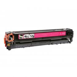 Toner Compatível HP CB543A CB543AB 125A Magenta | CM1312 CP1510 CP1515 CP1518 CP1215 - 1.4k