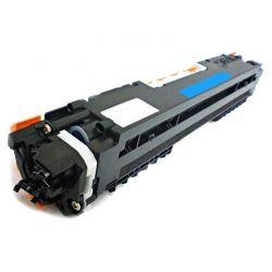 Toner Compatível HP CE311A 311A126A CP1020 CP1020WN CP1025 M175A CF351A 351A 130A M176N  HP M177FW Ciano- 1k