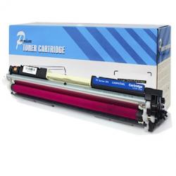 Toner Compatível HP ce313A  Unviversal  126A  | Magenta cp1020 cp1025 m175 m175A | Premium 1K