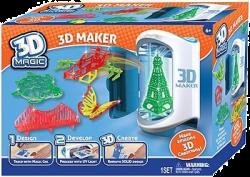 3d Magic - 3d Maker 3800 - Dtc